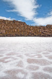 Salar de Uyuni, Salt flat (Bolivia) Royalty Free Stock Photo