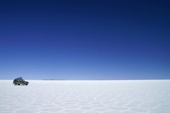 Salar de Uyuni Royalty Free Stock Images