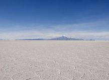 Salar de Uyuni - Salt Flats - Uyuni, Bolivia Royalty Free Stock Photography