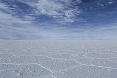 Salar de Uyuni & x28;Salt Flat& x29;, Bolivia Royalty Free Stock Image