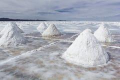 Salar de Uyuni & x28;Salt Flat& x29;, Bolivia Royalty Free Stock Images