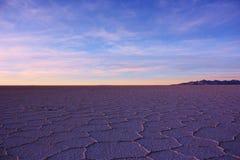 Salar di Uyuni fotografia stock libera da diritti