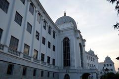 Salar Jung Museum Hyderabad, Indien arkivfoto