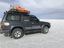 Salar in Uyuni. Bolivia, south America. Stock Photography