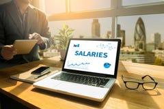 SALARIES Stock Photos