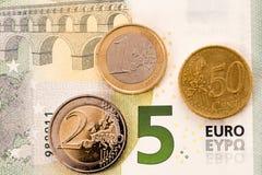 Salario mínimo alemán fotografía de archivo