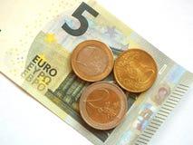 Salario mínimo alemán 8 50 Fotos de archivo