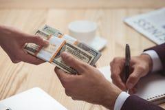 salaris royalty-vrije stock foto