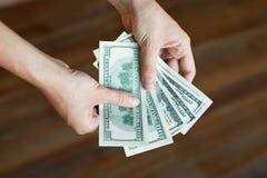 Salary Royalty Free Stock Photography