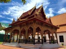 SalaSumranmukkhamartarchitectuur van Thailand Royalty-vrije Stock Foto's