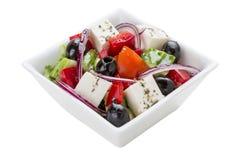 Salat 'griechisch ' stockfotografie