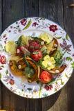 Salat Stockfotografie