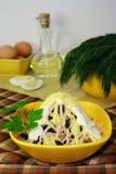 Salat. Lizenzfreie Stockfotografie