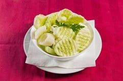 Salat 08 Stockbild