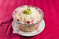 Salat 08 Stockfoto