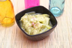 Salat der Gurke stockbilder