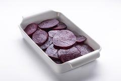 Salat der roten Rübe Lizenzfreie Stockbilder
