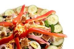 Salat des Chefs Lizenzfreie Stockbilder