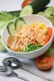 Salat des Tages Lizenzfreie Stockfotos