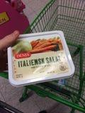 Salat di Italiensk Fotografie Stock Libere da Diritti