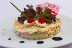 Salat für Bankett Lizenzfreie Stockbilder