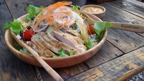 Salat für gutes gesundes Lizenzfreies Stockfoto