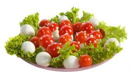 Salat ` Fliegenpilze ` Stockfoto