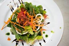 Salat frisch Lizenzfreies Stockfoto