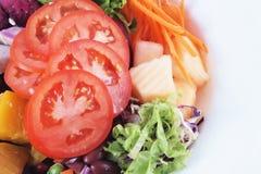Salat, Gemüse lizenzfreies stockfoto