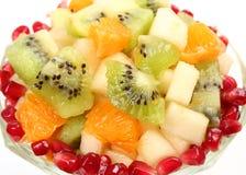 Salat ihrer Frucht Stockfoto