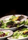 Salat ist gut lizenzfreies stockfoto