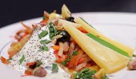 Salat-Paradies-Piepmatz Lizenzfreies Stockbild