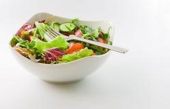 Salat-Schüssel Lizenzfreie Stockfotos