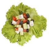 salat vegetale 库存照片