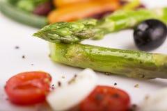 Salat vom Spargel Lizenzfreie Stockfotos
