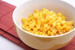 Salat von Mais stockbilder