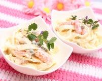Salat von Nudeln Lizenzfreie Stockbilder