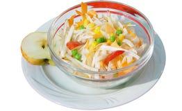 Salata Stockbild