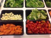 Salatbar Lizenzfreie Stockbilder