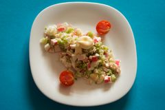 Salate 免版税库存照片