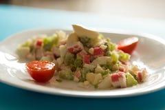 Salate image libre de droits
