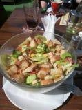 Salate Caesar Rumänien Stockfotografie