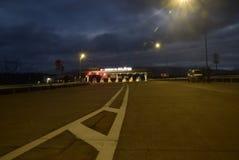 Salatiga платной дороги Стоковые Фотографии RF