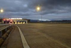 Salatiga платной дороги Стоковые Изображения RF