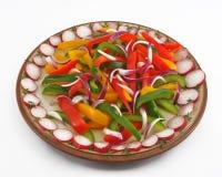 Salatpfeffer Stockfotografie