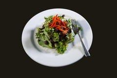 Salatplatte Stockbilder