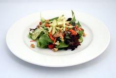 Salatteller Lizenzfreies Stockfoto