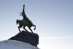 Salavat Yulaev Ufa Ryssland Arkivfoton