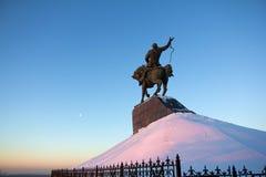 Salawat Yulaev Stock Photo