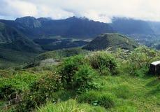 Salazie cirque, Reunion Island Royalty Free Stock Image